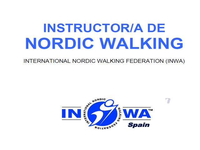 Curs d'Instructor/a INWA de Nordic Walking