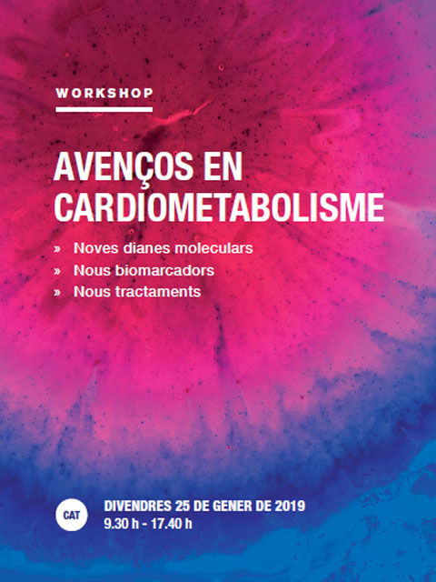 Workshop Avenços en Cardiometabolisme